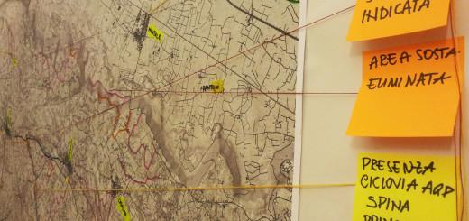 la mappa si arricchisce di punti di forza, criticità e proposte