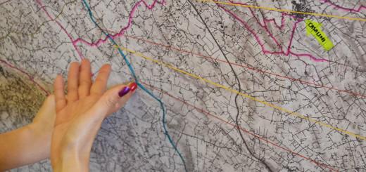 CicloClick - 13 aprile | lavorando sulla mappa