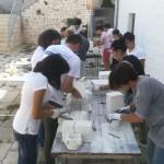 Laboratorio Lavorazione della pietra