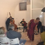 Concerto dei Forè con il ballerino Alberto Cacopardi