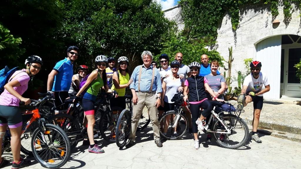 Cicloescursioni per conoscere gli angoli e gli scorci più nascosti della Valle d'Itria