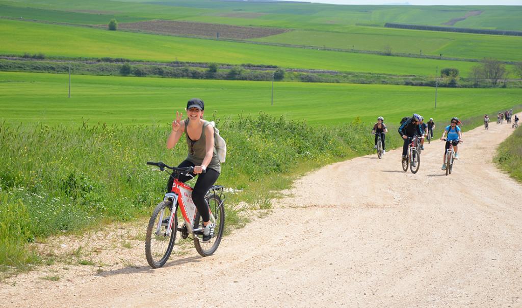 Cicloescursioni per conoscere gli angoli e gli scorci più nascosti della Valle d'Itria,