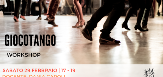 Workshop giocotango - Locorotondo